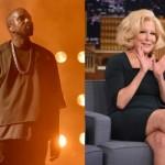 Bette Midler Is Pissed at Kanye West
