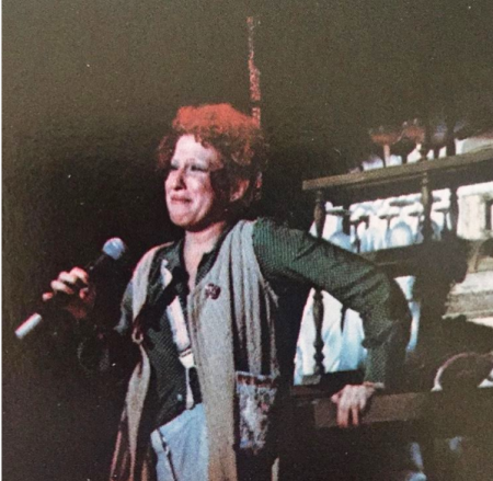 BetteBack April 20, 1975: Bette Midler's 'Clams' Will Be A Rave