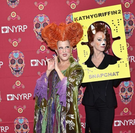 Photo: Bette Midler & Kathy Griffin