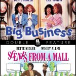Big Business / Scenes from a Mall Bette Midler Blu-Ray Double Feature To Be Released December 19, 2017