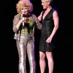 Pink Talks About Fighting Cristina Aguilera And Defending Bette Midler