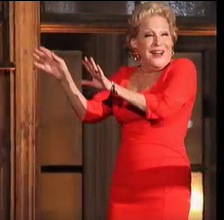 "Press Release: BETTE MIDLER'S HISTORIC RUN IN ""HELLO DOLLY!"" COMES TO A TRIUMPHANT  End!"