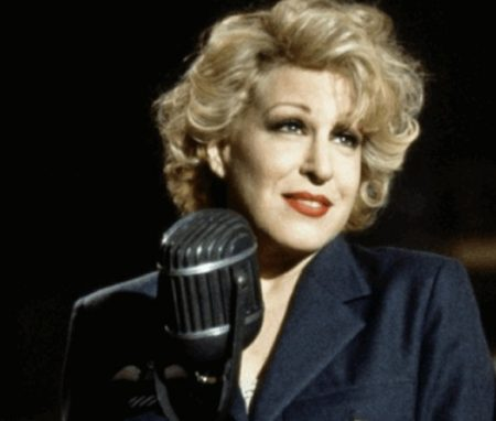 Audio Only: Bette Midler - THE WAY YOU LOOK TONIGHT - Rare