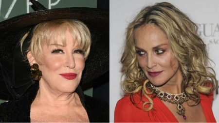 Sharon Stone Talks Bette Midler And Their Next Movie, Tales Of The Allergist's Wife