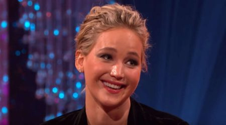 Jennifer Lawrence Eyes Light Up At The Mention Of Bette Midler -- Watch!
