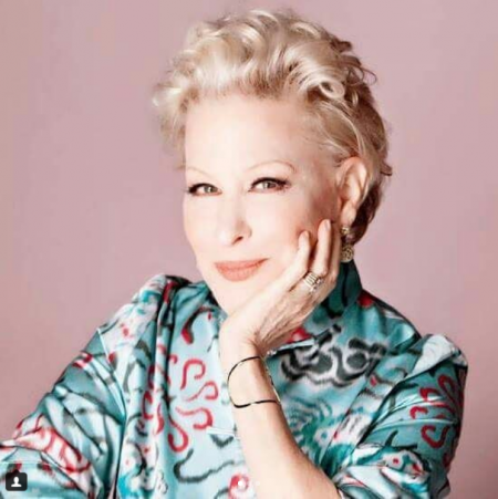 Please Submit Bette Midler's Name To The Kennedy Honors Submission Page And Share - Example Given. Thank You!