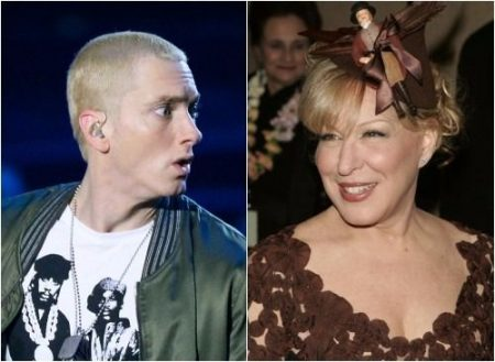 Eminem Recalls Near Death Experience As He Raps Over Bette Midler's The Rose (Powerful Video Included)