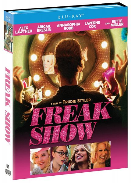 Shout! Factory Releasing 'Freak Show' on DVD June 5