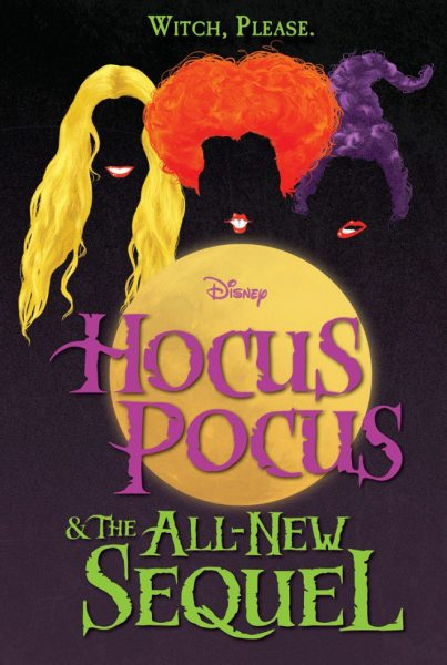 "There's A ""Hocus Pocus"" Sequel Coming But It's In Book Form - On July 10th #BetteMider #HocusPocus #Book #Sequel"