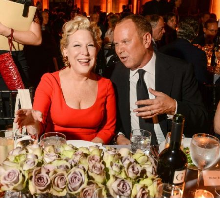 Bette Midler And Michael Kors To Attend Grand Opening Of NYRP's Essex Street Community Garden 6/21/18