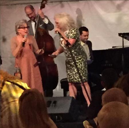 Bette Midler, Debbie Harry, Spring Picnic 2018