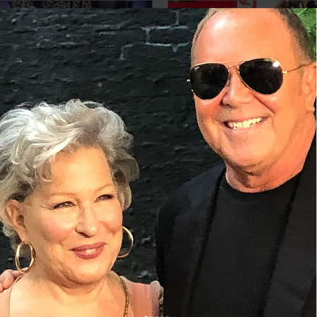 "Bette Midler Wants Donald Trump to ""Open His Eyes for Once"""
