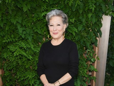 Bette Midler Tells AD About the Importance of Community Gardens (and Her Personal Garden Too!)