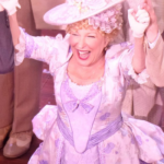 A Radiant Bette Midler In Hello Dolly!
