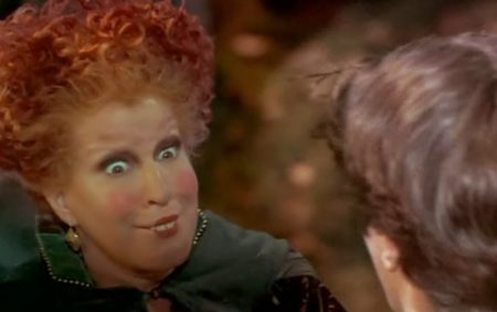 A Hocus Pocus sequel is happening – and it stars a lesbian love story