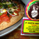 Best vegan pizza's in NYC - One venue has a pizza named after Bette Midler