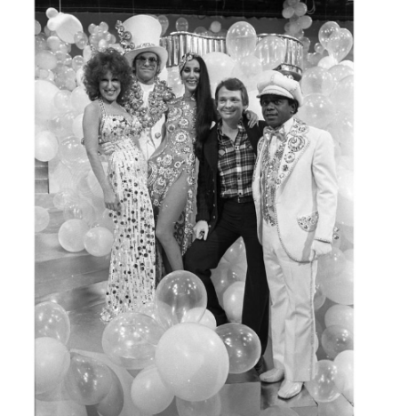 'Gay icons like to dress up': Bob Mackie on Cher, Tina Turner, Bette Midler, and dressing Elton John