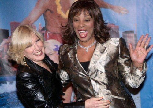 Audio: Bad Girls - Bette Midler and Donna Summer - 2003