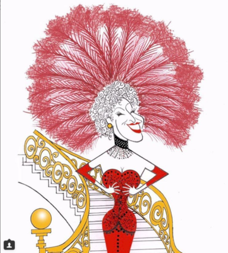 Bette Midler Illustration: Ken Fallin