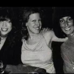 Photo: Now here's an iconic photo: Carly Simon, Bette Midler, & Cher. Looks like the night Bette won the Ruby Award For Entertainer Of The Year in 1973