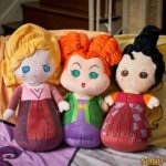 Disney's 'Hocus Pocus' Gets Giant Sanderson Sisters Plushies For Halloween