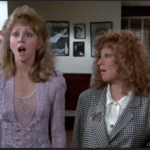 Photo: Shelley Long & Bette Midler - Outrageous Fortune