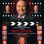 Billy Crystal to be eighth ever honoree with the Friars Club's Entertainment Icon Award - Bette Midler Will Roast