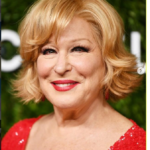 Bette Midler is radiant in red at the Golden Heart Awards Last Night - Video And Photos