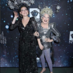 Hulaween 2018 - Bette and Sophie
