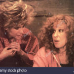 Photo: Bette Midler and Helen Slater in Ruthless People