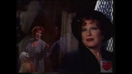 "Video: Bette Midler - Mr. Goldstone From ""Gypsy"""
