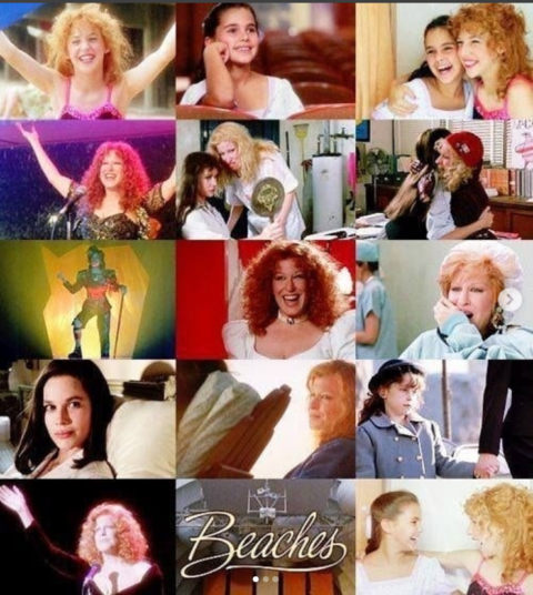 Beaches 30th Anniversary