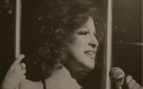 Photo: Bette Midler in Clams On The Half Shell Revue - 1975