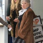 Bette Midler & Alana Stewart Step Out For Lunch Yesterday (Video & Photos)