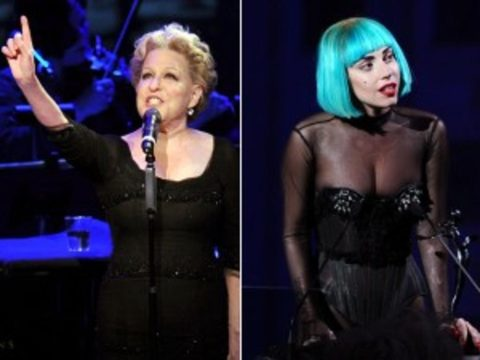 Bette Midler and Lady Gaga to perform at the Oscars