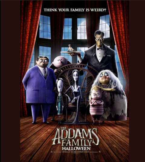 Photo: THE ADDAMS FAMILY Official Poster Released
