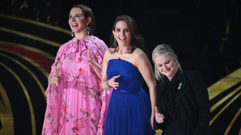 Oscars 2019: Maya Rudolph, Tina Fey, Amy Poehler