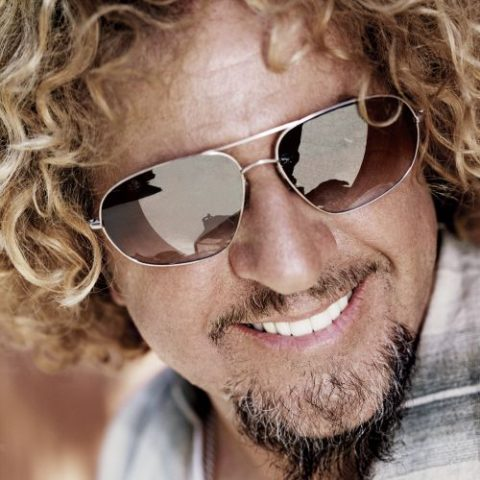 Sammy Hagar rewrote two of his songs for Bette Midler