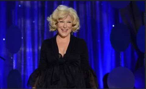 Bette Midler in One Night Only, a British special 2014
