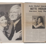 BetteBack Oct. 1972: BETTE MIDLER'S WHOLE LIFE STORY!