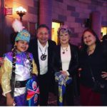 Bette Midler Attended The American Indian College Gala April 30