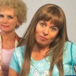 Video Parodies Of Bette Midler From Aussie's Fast Forward Sketch Show (1989-1992)