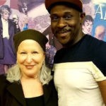 "Photo Gallery: Bette Midler Visits ""My Fair Lady"" Cast At Lincoln City Theater May 31, 2019"