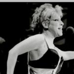 Photo: Bette Midler - DeTour - 1984