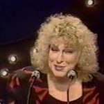 "Video: Bette Midler Sings ""Ten Cents A Dance"""