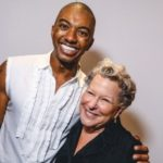 Bette Midler Attended Christian Dante White's Solo Concert Oct 14th