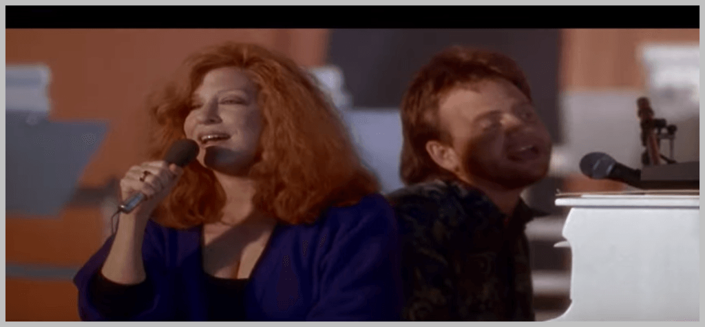 Bette Midler & Marc Shaiman in Beaches