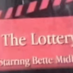 Video: Bette Midler In 'The Lottery'