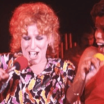 Photo: Bette Midler and Sharon Redd performing at the Paradise Club in Boston, circa 1978