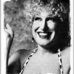 Photo: From A Photoshoot In Cosmo About Sexy Women - Bette Midler